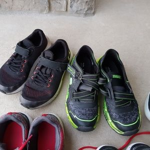 Lot of boys shoes (5 pairs)